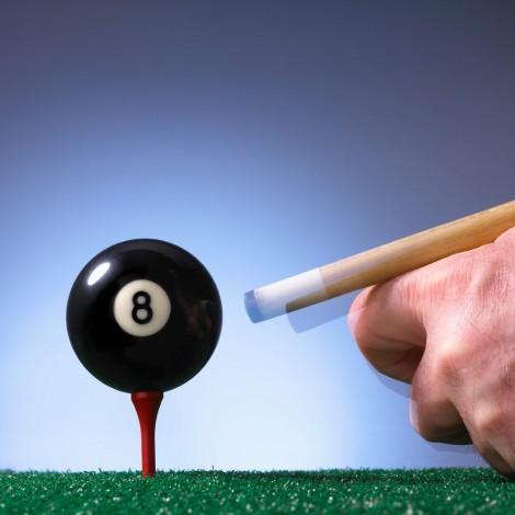 8 Ball Par 3