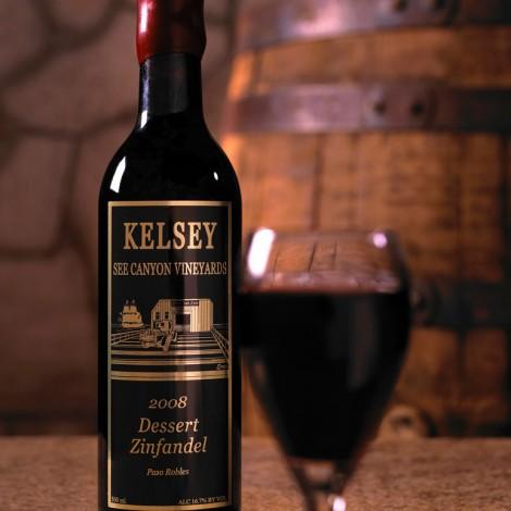 Kelsey Winery Desert Zinfandel