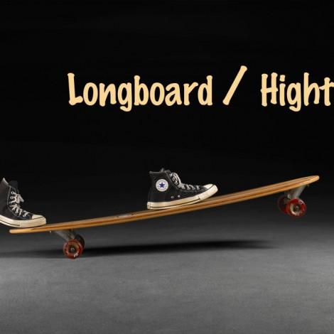 longboard/hightop