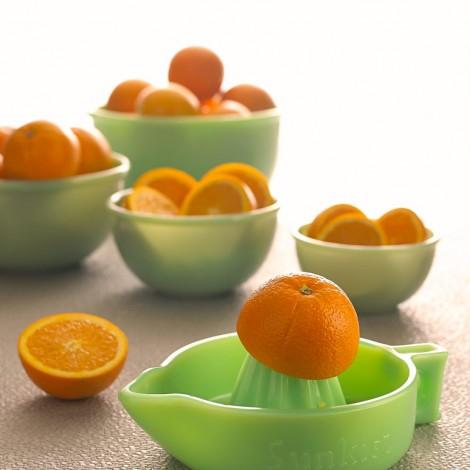 Jadeite with Oranges