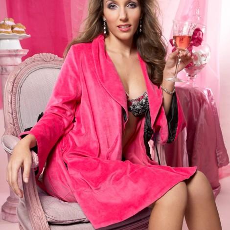 Natalie in Pink
